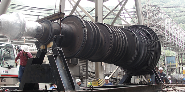 Rotating Equipment Repairs